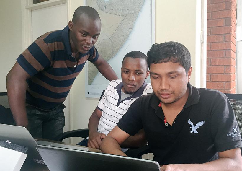 OpenSRP engineers